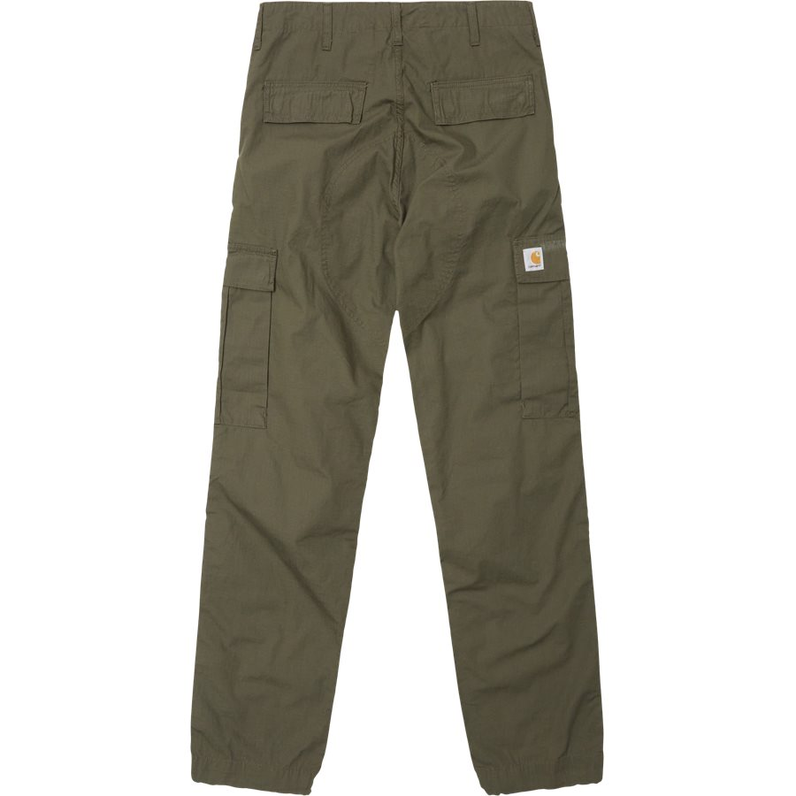 REGULAR CARGO PANT-I015875 - Cargo Pants - Bukser - Regular - CYPRESS RINSED - 2